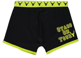 George Stags on Tour Trunks