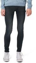 Topman Men's Spray-On Skinny Jeans