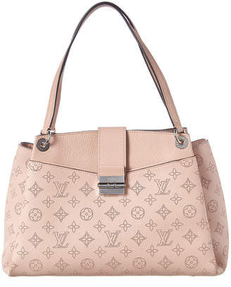 Louis Vuitton Pink Mahina Leather Sevres