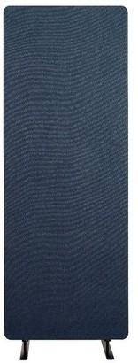Luxor Reclaim Office, Classroom Wall Partition Freestanding Acoustic Room Divider, Single Panel - Starlight Blue - Not Available