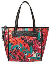 Fossil Key-Per Shopper Tote Bag