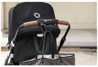 The Nappy Society Stroller Clips Black