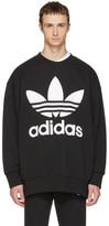 adidas Black Adicolor Sweatshirt