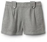 Gap Button sparkle shorts