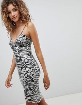 AX Paris Sequin Cami Dress