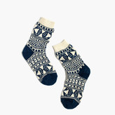 Madewell Pattern Mix Trouser Socks