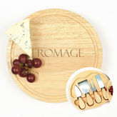 Cathy's Concepts CATHYS CONCEPTS 5-pc. Cheese Board Set