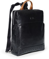Ralph Lauren Quilted Leather Backpack