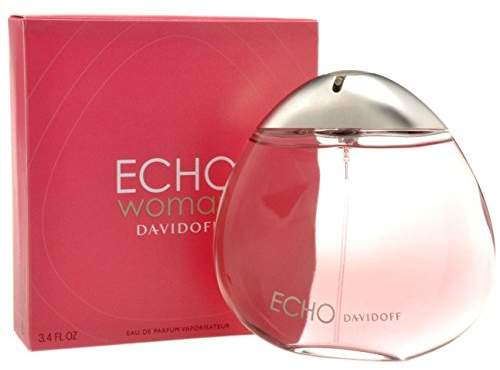 Davidoff Echo By For Women. Eau De Parfum Spray 3.4 Ounces