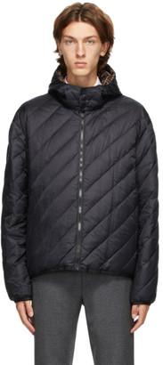Fendi Reversible Black Down Forever Puffer Jacket