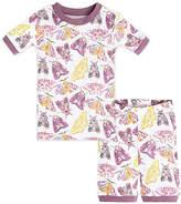 Burt's Bees Baby Desert Flutterbug Organic Cotton Short Sleeve Pajamas