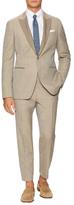 John Varvatos Austin Fit Wool Peak Lapel Suit