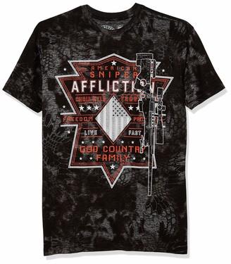 Affliction Men's Modern/Fitted