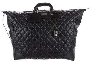 Chanel Paris-New York Large Duffle Bag