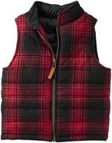 Carter's Plaid Vest (Toddler/Kid) - Plaid - 5