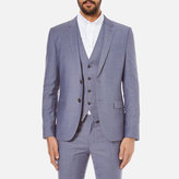HUGO Men's Slim Fit Alin/Wyns/Hetlin 3 Piece Suit Pale Blue