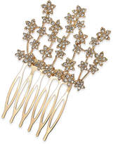 INC International Concepts I.N.C. Crystal Flower Hair Comb, Created for Macy's