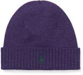 Ralph Lauren Merino Wool Hat