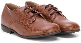 Pépé lace-up shoes