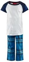 Bjorn Borg Blue Multi Pyjamas in Gift Box