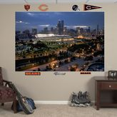 Fathead Chicago Bears Soldier Field Mural Wall Decals