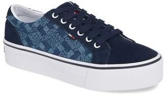 Tommy Jeans Livvy Logo Hi-Wall Sneaker
