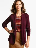 Talbots Milano No-Close Cardigan