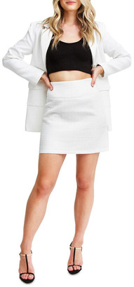 Belle & Bloom Paddington Fair White Skirt
