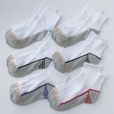 Gold Toe Boys GOLDTOE 6-pk. Quarter-Cut Sport Socks