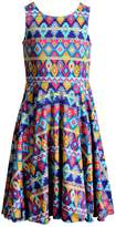 Girls 7-16 Emily West Tribal & Floral Reversible Dress