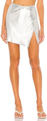 superdown Ember Chain Mini Skirt