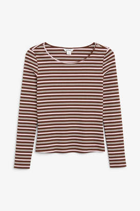 Monki Long-sleeved top