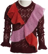Manoush Purple Wool Knitwear for Women