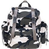 Valentino Camou Backpack