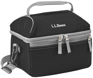 L.L. Bean Flip-Top Lunch Box