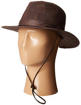 San Diego Hat Company CTH8053 Distressed Fedora Hat