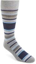 Nordstrom 'Oakham' Stripe Socks (3 for $30)