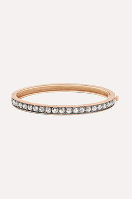 Sylva & Cie 14-karat Rose Gold Bangle - one size