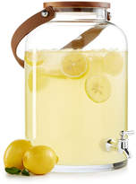 The Cellar Beverage Dispenser with Wood Lid, Created for Macy's