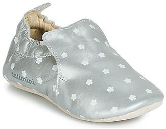 Catimini CATA girls's Flip flops in Silver