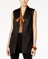 Alfani Hardware-Detail Vest, Only at Macy's