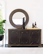 Bernhardt Clarendon Round Mirror