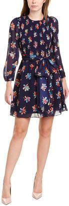 Shoshanna Walker Mini Dress