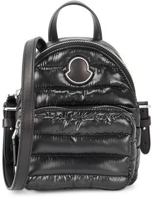 Moncler Mini Quilted Shell Backpack