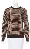 A.L.C. Tiger Jacquard Wool Sweater