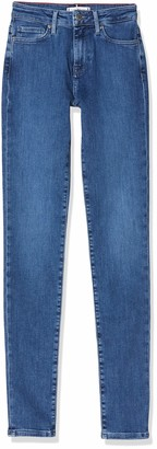 Tommy Hilfiger Women's Venice Slim Rw Betty Straight Jeans