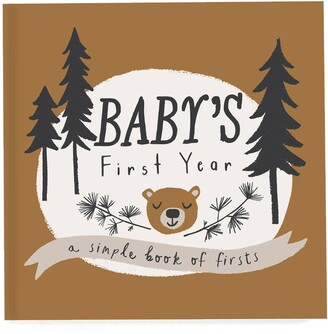 Lucy Darling 'Baby's First Year' Little Camper Memory Book
