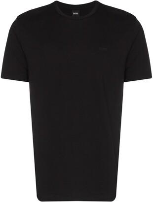 HUGO BOSS tonal logo print T-shirt