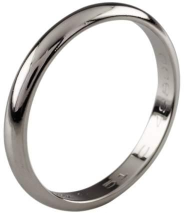 Cartier Platinum Plain Wedding Band Rinf Size 5.5