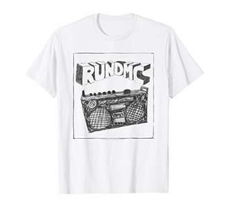 Bravado Run DMC Official Boombox Charcoal Sketch T-Shirt